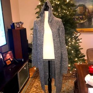 Brand new with tags very long cardigan
